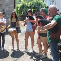 Os Anguieiros (Quiroga) celebra a Festa da Madalena con actuacións como a dos rueses Abertal