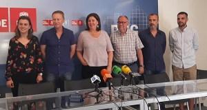 """O PSdeG-PSOE impulsará un pleno na Deputación de Ourense para pedir un """"reparto equitativo de fondos públicos"""""""