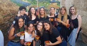O tempo respecta na VI Festa Coveira de Arcos (Vilamartín de Valdeorras)