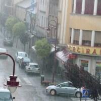 Alerta laranxa por tormentas nas provincias de Ourense e Lugo