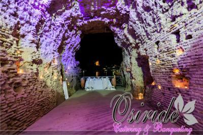 grotta romana Villa Sole e Luna Baia