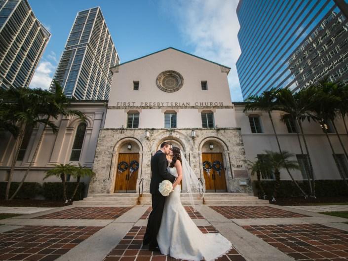 Nicole & Anton Wedding at the Conrad Hotel Miami Florida