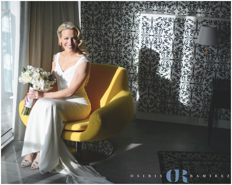 Miami Beach Wedding Photographer. Mondrian Hotel
