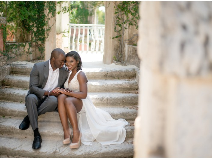 Vizcaya Museum & Garden Engagement Session | Miami Engagement Photography