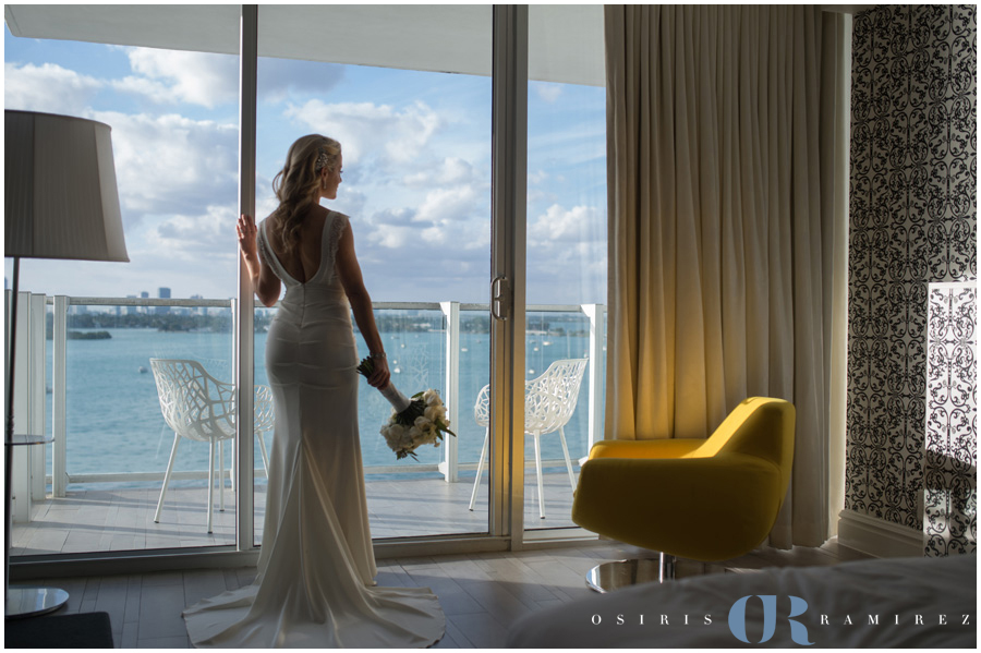 Mondrian South Beach Wedding | Miami Beach Wedding Photographer