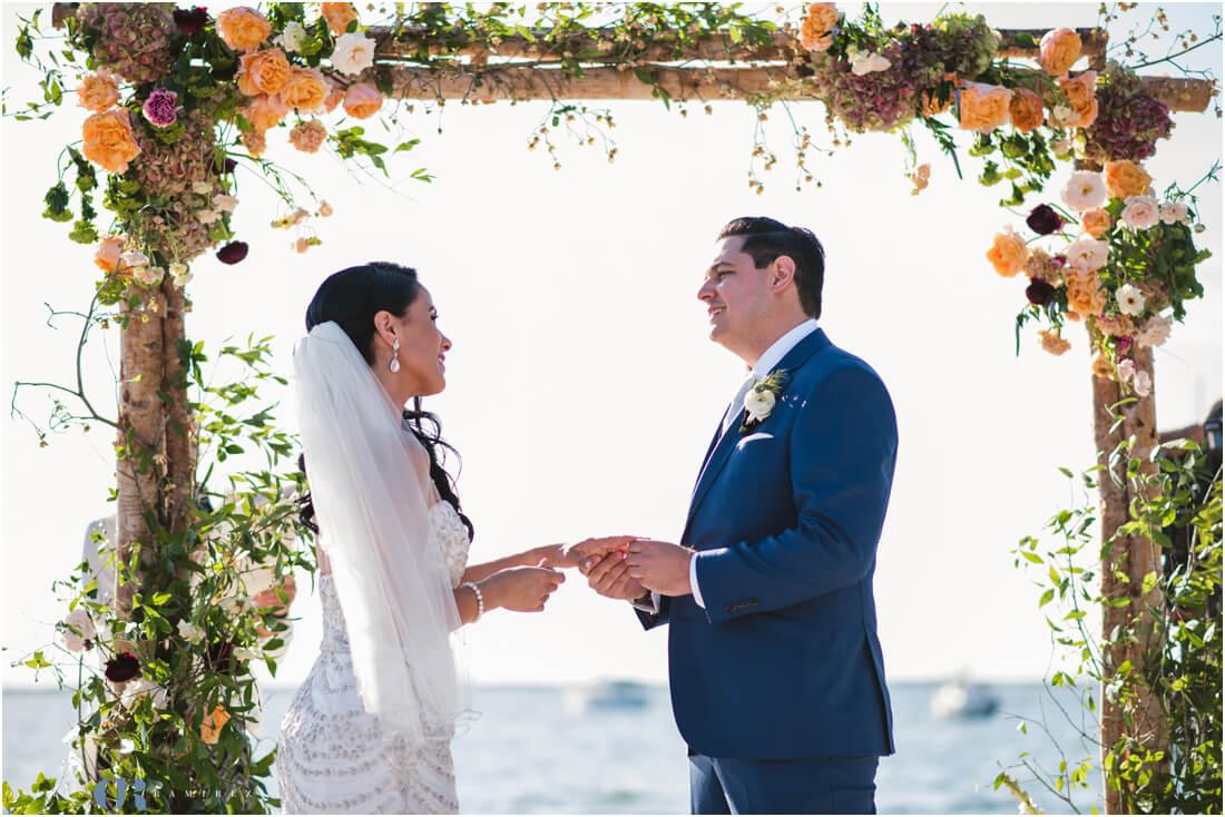 Key Largo Beach Wedding
