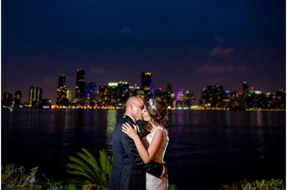 Arabic Palestinian Miami Wedding- Vizcaya Museum and The Rusty Pelican
