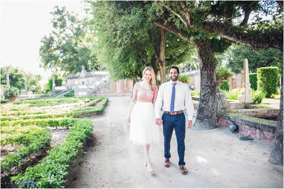 Wynwood & Vizcaya Engagement Photos