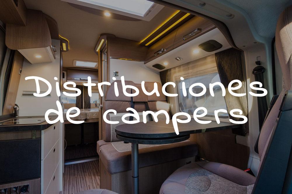 Distribuciones de campers