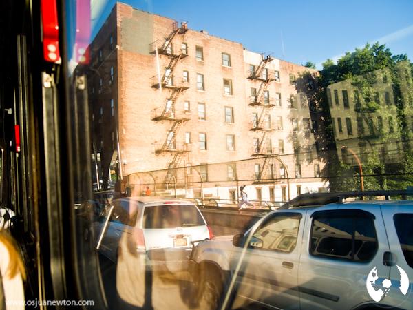 August 2013, Bronx, NY