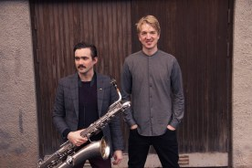 Uppsala Jazz Duo © Oskar Forsberg