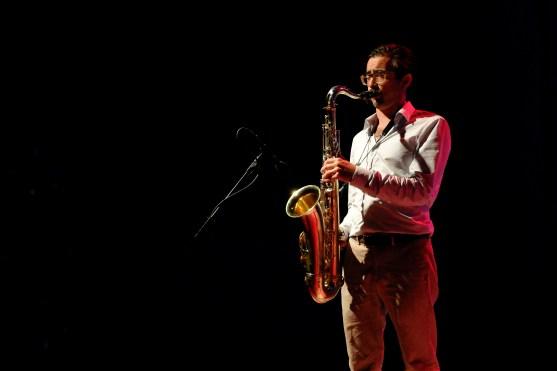 Oskar Forsberg - Elche Jazz Fest, 2014