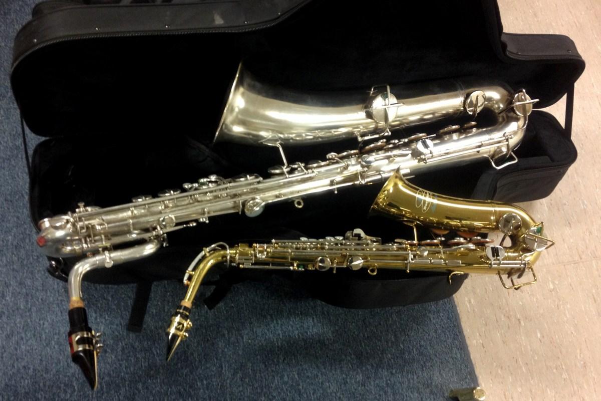 New horns!