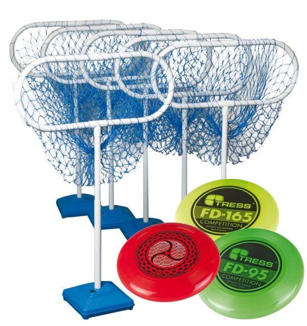 Frisbeegolf-mark