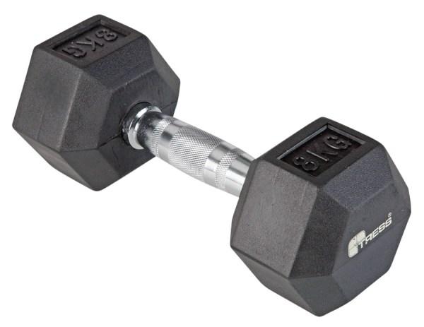 Handlóð HEX 8 kg.