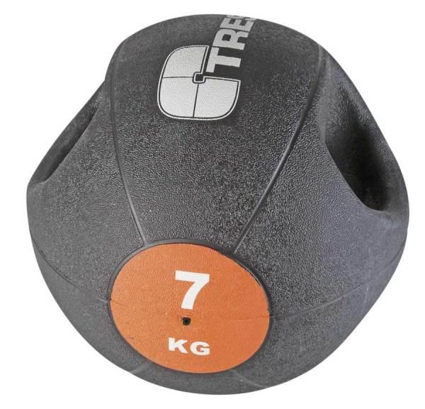 Lyfjakúla m / handfangi 7 kg.