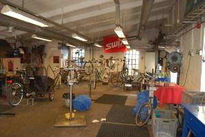 Redbike/sykkelverkstedet