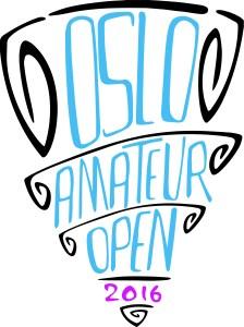 Oslo Amateur Open Logo 2016