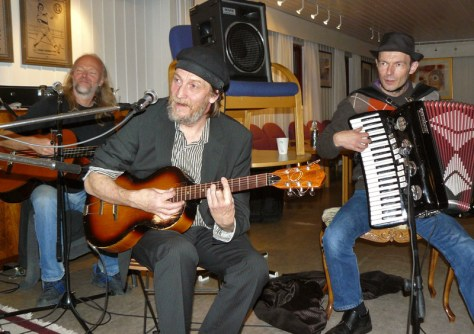 Fra Nitedalens Jazzclub