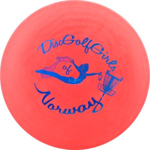 Disc Golf Girls of Norway Wedge