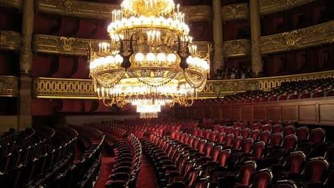 Ecoutez le Fantôme de l'Opéra joué par l'OSL en concert le 7 Décembre 2013 à Millery