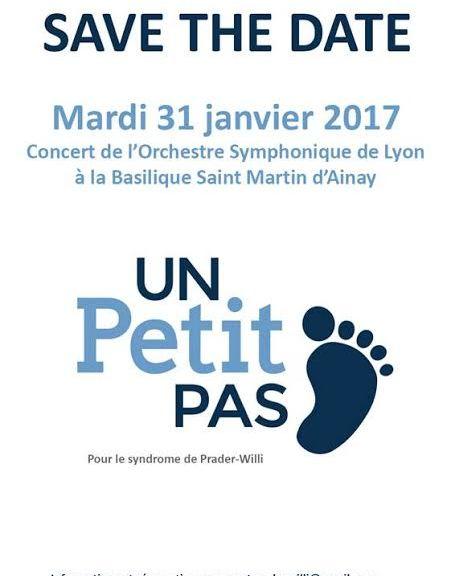 Concert de l'OSL a Ainay le 31 Janvier 2017