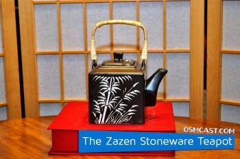 The Zazen Stoneware Teapot