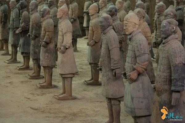 Xian - soldados de terracota-6