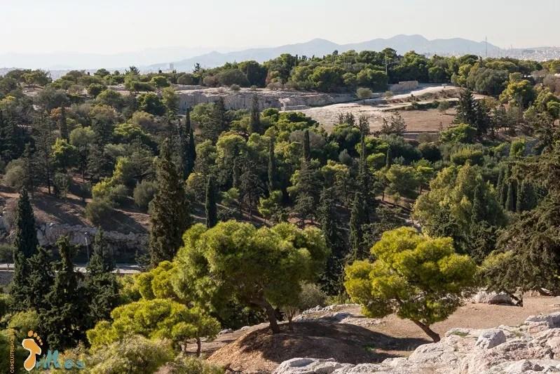 Colina de Pnyx, Atenas