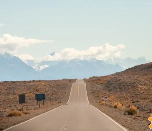 The road to El Chaltén... pAtagonia!