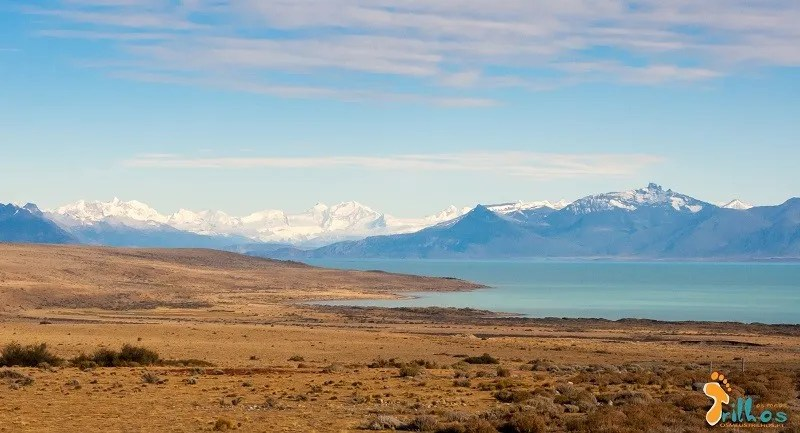 vista do lago argentino, desde El Calafate-1