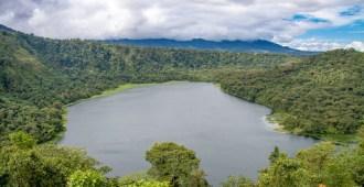 Laguna Hule, Costa Rica