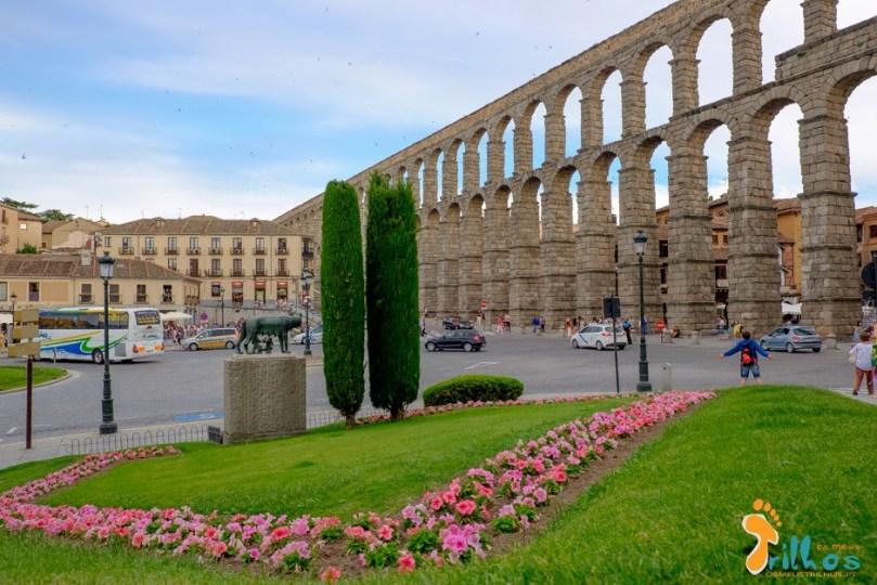 Segovia_osmeustrilho - Aqueduto de Seovia-1