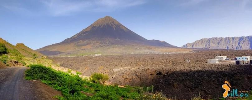 Ilha do Fogo, Vulcão, Cabo Verde