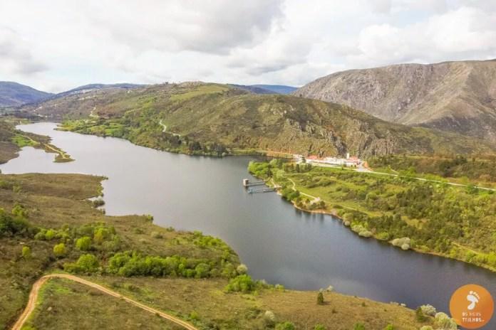 Barragem do Caldeirão - Miradouro do Mocho Real