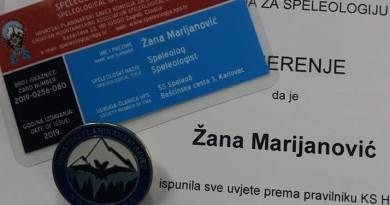 Održani speleološki ispiti Zagreb 2019.