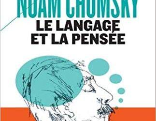"""L'action du langage : Chomsky  traduction anglaise """"19 ème conférence à Genève"""""""