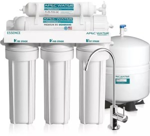 APEC Roes-50 Reverse Osmosis Drinking Water Filter System Review