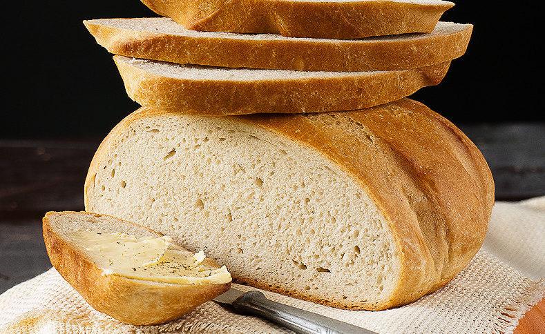 przepis na domowy pszenny chleb kubański