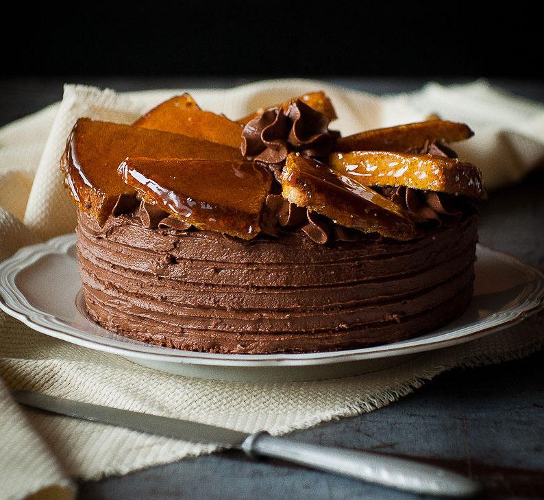 przepis na klasyczny tort dobosza