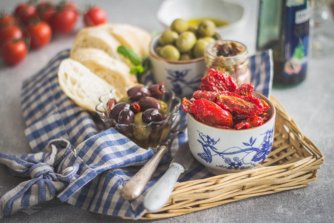 tradycyjne włoskie przystawki