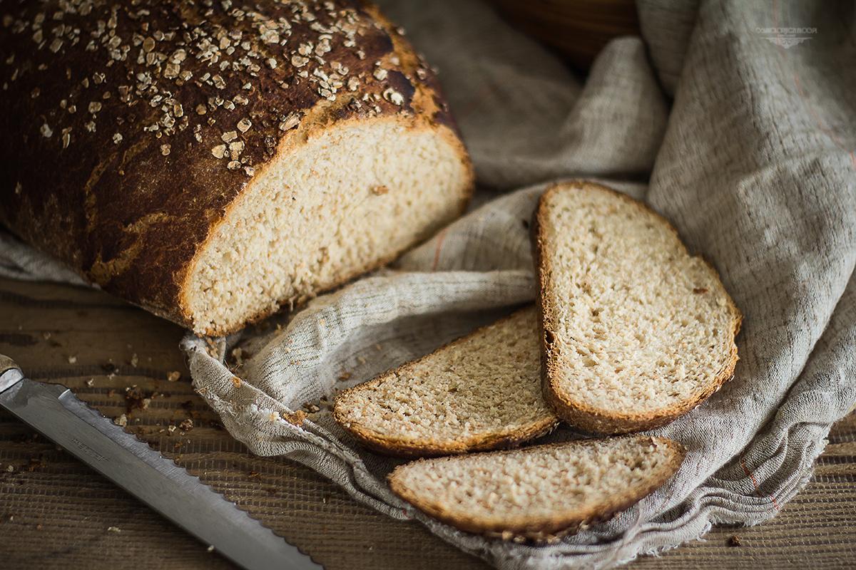 pełnoziarnisty chleb z miodem