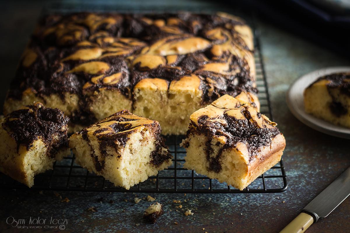łatwe ciasto z cynamonem
