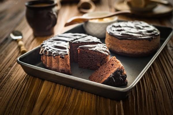 czekoladowa babka majonezowa