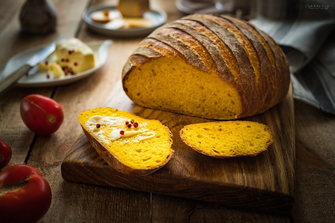 chleb dyniowy prosty przepis