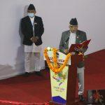 Gandaki Province unveils new budget of Rs 30.3 billion