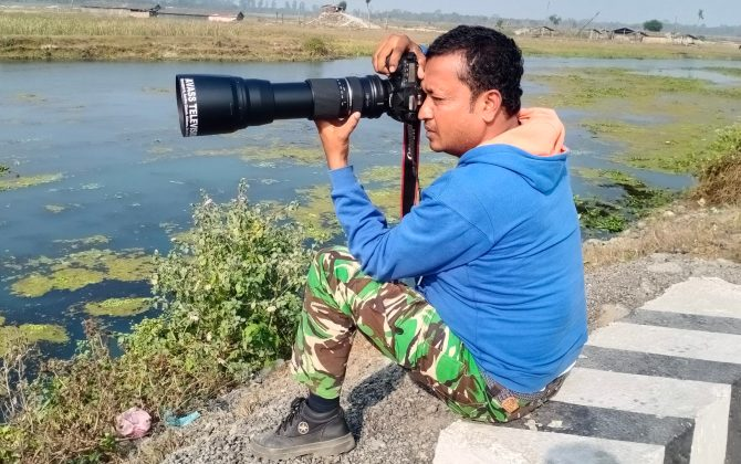 वातावरण पत्रकारको सूचीका अग्रपंक्तिका  पत्रकार कोमल चन्द्रको संघर्षको कथा