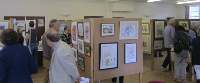 Wysall Watercolour Group