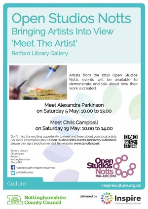 Meet the Artist - Retford