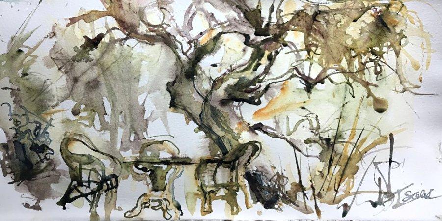 Susan Isaac - 'The Bramley Tree'